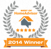 2014 Best of Home Advisor Award